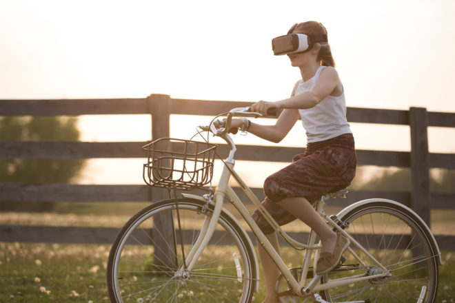 Virtual Reality is a big trend for online video