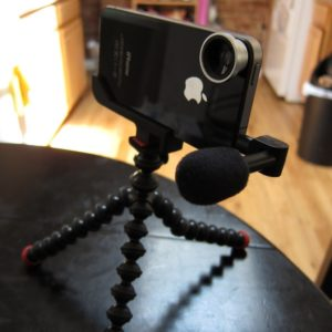 iPhone camera kit