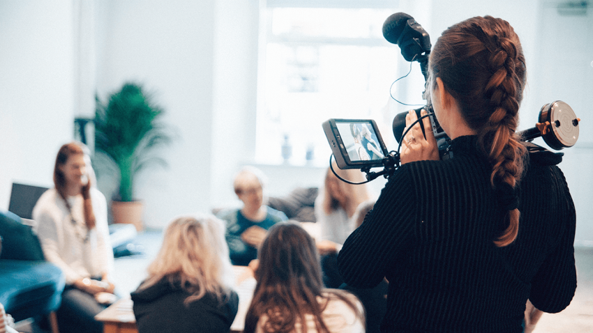 Company Culture and Video Marketing