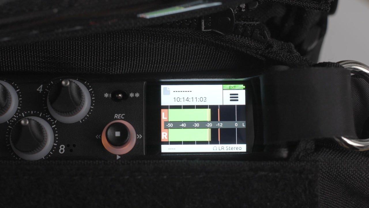 Tracking Audio Levels on Leveler