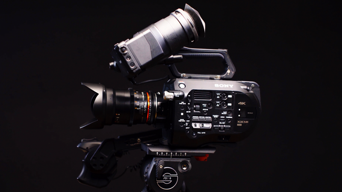 Example of a Video Camera