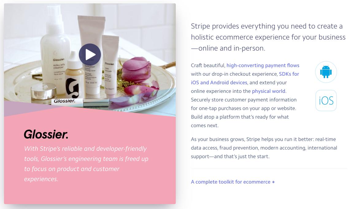 Stripe Customer Stories