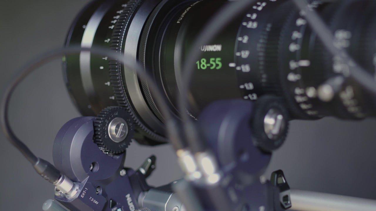 follow focus anamorphic lens adapter