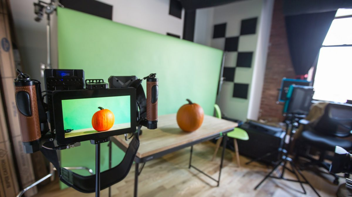 filming stop motion animation