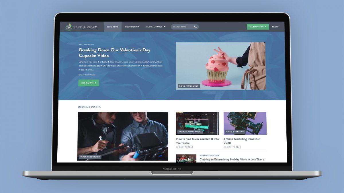 Blog Redesign Announcement