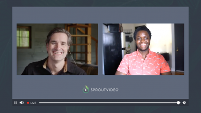 Live Streaming on the SproutVideo Platform