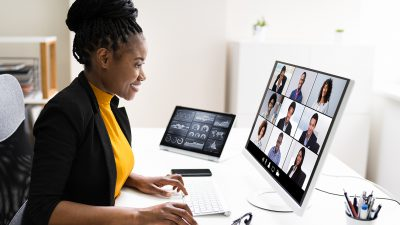 Attending Virtual Event