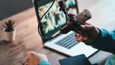Audio Recording Equipment